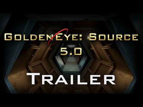 Download GoldenEye: Source 5.0 - Official Release Trailer Mp4 HD Video and MP3
