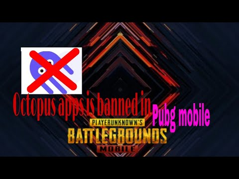 Pubg Mobile Banned Account Octopus | STAMP TUBE