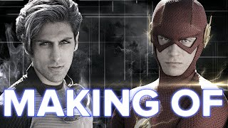 MAKING OF: THE FLASH vs QUICKSILVER - MMU: Ep 3