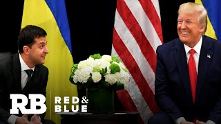 What we know about the whistleblower complaint over Trump's Ukraine call