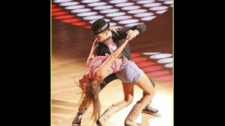Dancing With The Stars Sadie Robertson And Mark Ballas - She's Country