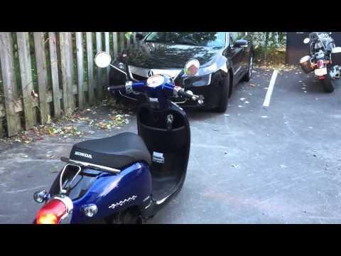 2014 Honda Metropolitan Giorno Review