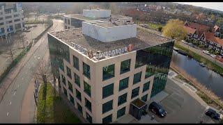 Office Dive - FPV cinematic 4K