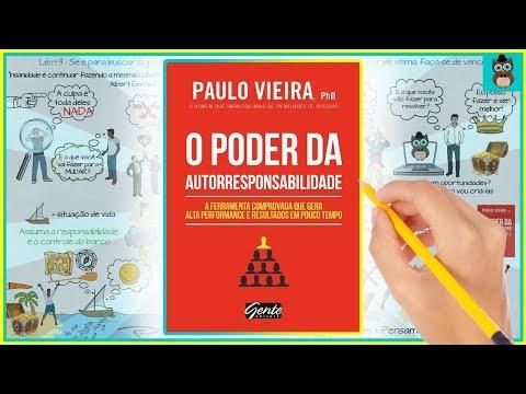 O Poder da Autorresponsabilidade | Paulo Vieira | Resumo Animado