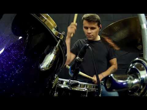 Three Days Grace - Me Against You (drum cover)