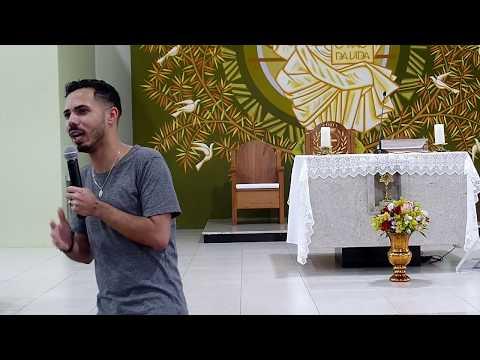 Retiro Arquidiocesano do Ministério de Música e Artes   2ª Pregação: Joviano Cardoso