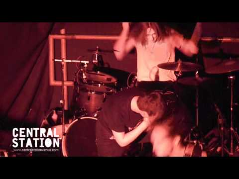 Metal 2 The Masses- Blood For Betrayal  Live At Central Station Venue- (Wrexham)