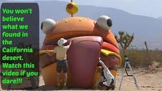 Fortnite missing Durr burger head Part 1