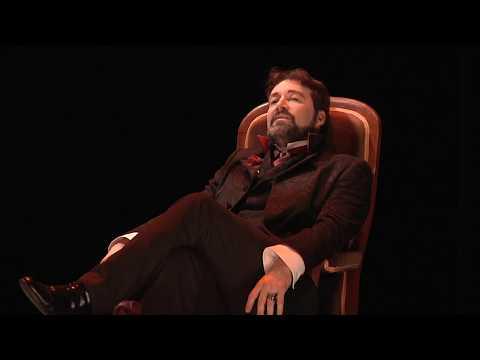 Bande annonce du Portrait de Dorian Gray au Théâtre La Bruyère.