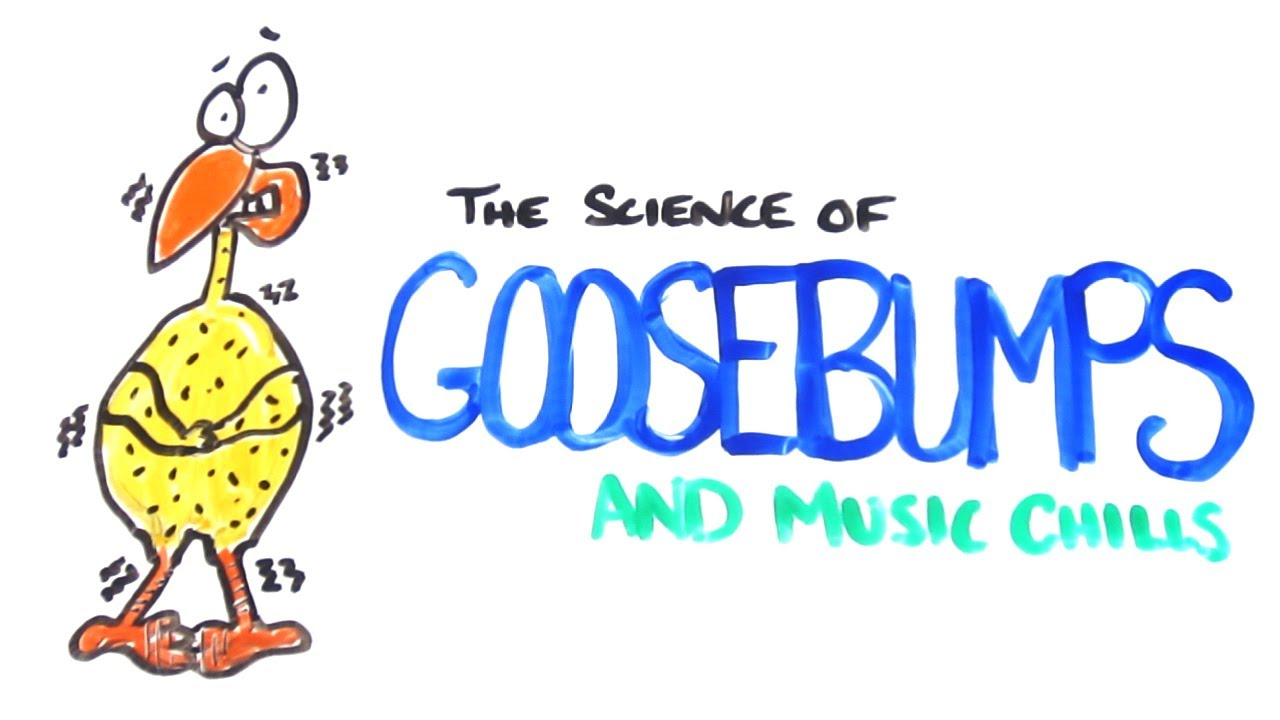 So Why Do We Get Goosebumps When We're Cold Or Scared?