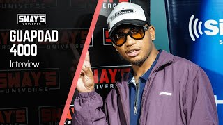 GUAPDAD 4000 Talks 'Dior Deposits', Grammy Nomination and Friction with Russ| SWAY'S UNIVERSE