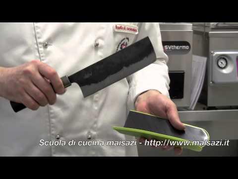 I coltelli da cucina dello Chef Francesco de Francesco