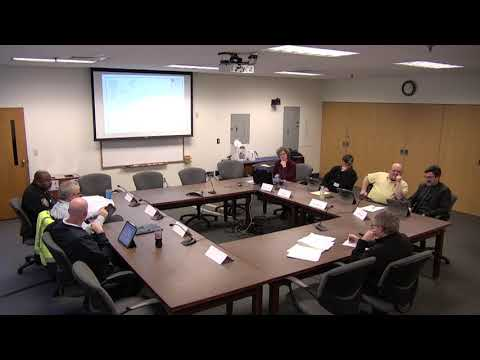 2/11/2020 Site Review Technical Advisory Committee Work Session