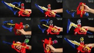 [TMT][331] DX Kyu The Weapon! Uchu Sentai Kyuranger! 宇宙戦隊キュウレンジャー