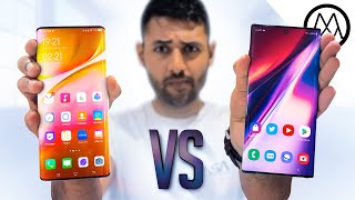 Vivo NEX 3 vs Samsung Galaxy Note10+