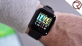 Zeblaze Crystal 2 Review - A Great $30 Fitness Smartwatch