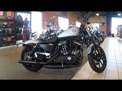 2020 Harley-Davidson Sportster Iron 883 XL 883N