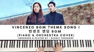 VINCENZO ENDING BGM (빈센조 엔딩 BGM) (Piano & Orchestra Cover)