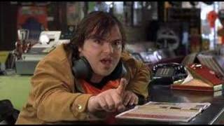 High Fidelity - Barry, the perfect salesclerk