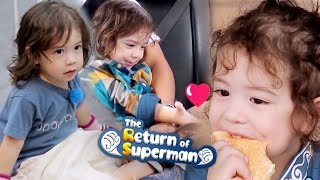 """TROS E306"" Gun Hoo & Na Eun Cut Full Version [The Return of Superman Ep 306]"