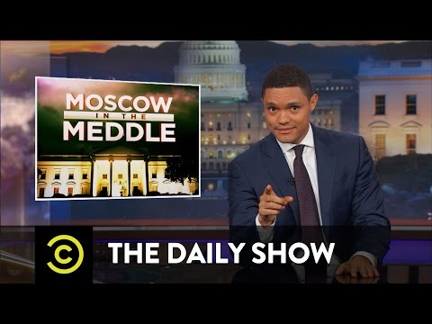 Moscow in the Meddle - President Trump Can't Be Trusted with Secrets: The Daily Show