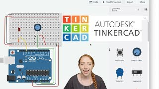 Potentiometer Analog Input With Arduino in Tinkercad