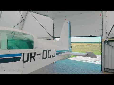 Фото Съемка рекламного ролика для полетов на самолете, применена наземная съемка со стабилизатора, аэросъемка и монтаж
