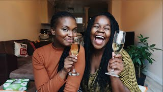 Who Knows Their Alcohol Better?  ft Merica | Buhle Lupindo