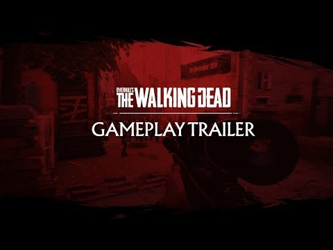 OVERKILL's The Walking Dead - Gameplay Teaser Trailer