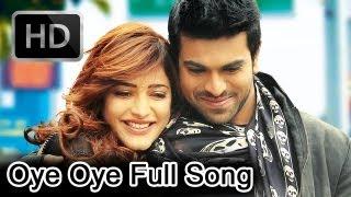 Oye Oye Full Song - Yevadu - Ram Charan Teja, Shruti Haasan, Amy Jackson