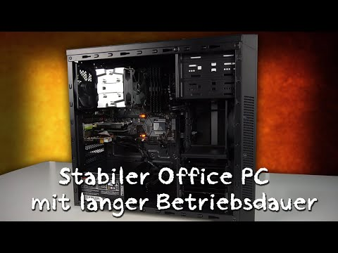 Stabiler Office PC
