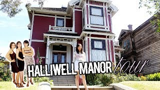Charmed Halliwell Manor Tour