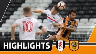 Fulham V The Tigers  Highlights  290117