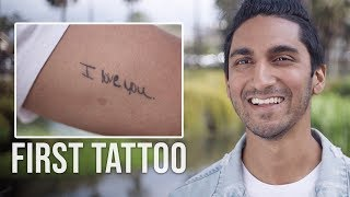 People Share The Story Of Their First Tattoo | Under The Skin