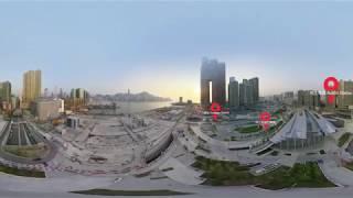 【香港高鐵初體驗】買飛拎飛有幾伏?360 VR 帶你睇清楚@_@