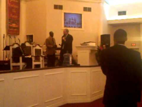 Dr. Lester Roch – Apostolic Tabernacle – Houston 1/4