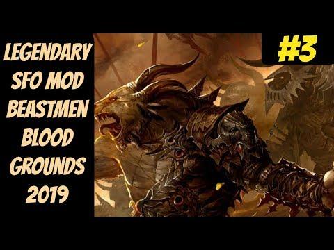 Legendary SFO Khazrak Blood Ground #3 (Beastmen) -- Mortal Empire Campaign -- Total War: Warhammer 2