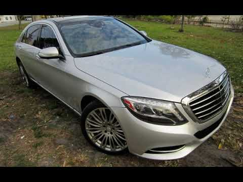 2015 Mercedes-Benz S550 (CC-1435347) for sale in Delray Beach, Florida