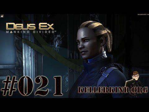 Deus Ex: Mankind Divided #021 - Abgeriegelt ★ EmKa plays Mankind Divided [HD|60FPS]