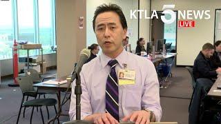 Coronavirus: Riverside County officials provide update on COVID-19 cases, response