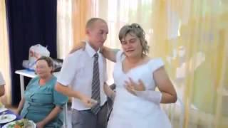 невеста на свадьбе полный улет
