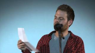 preview picture of video 'Patrick Salmen - Tabakblätter & Falschirmspringer - 1. SWR2 - Radioslam in Landau November 2011'