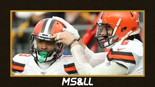 Kevin Stefanski's Scheme To Help Baker Mayfield & Odell Beckham Build Better Rapport - MS&LL 8/6/20