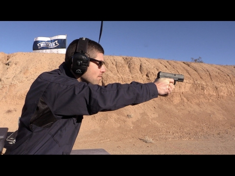 Walther Makes A Statement With Their 9mm Creed