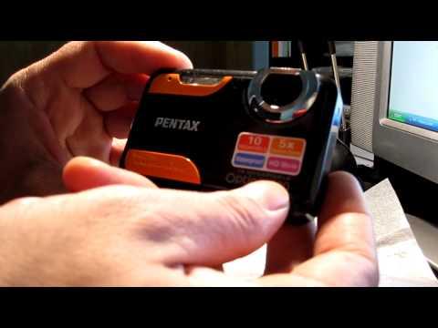 Pentax OPTIO WS80 Review in SPANISH