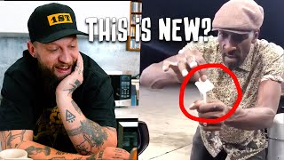 Professional Magician Reacts to NEVER BEFORE SEEN MAGIC?!