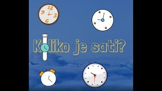 msandreitsch: Koliko je sati? / What's the Time?