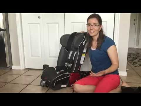 Diono Radian RXT Convertible Car Seat Review