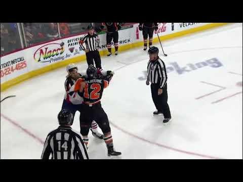 Tyrell Goulbourne vs. Josh Brown