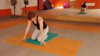 Protažení po běhání, statický stretching